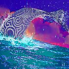 Stories from the Sea - the Whale's Tale by Karen  Todman -Aroca Designs-