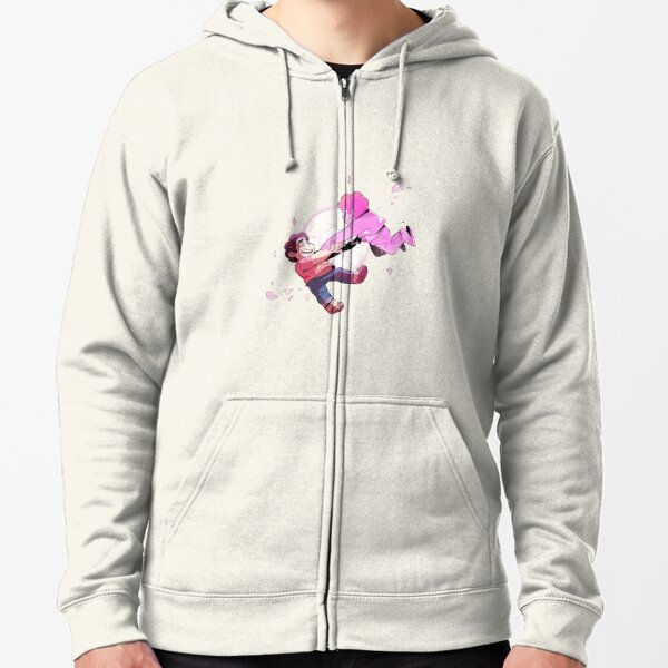 Change your Mind Zipped Hoodie