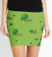 Farm countryside Mini Skirt