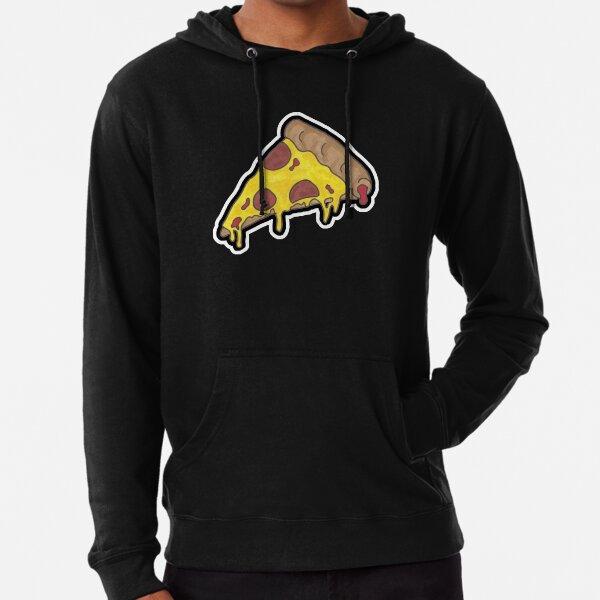 Pizza slice - fast food - Lightweight Hoodie