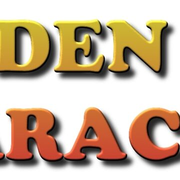 Golden Character by znamenski
