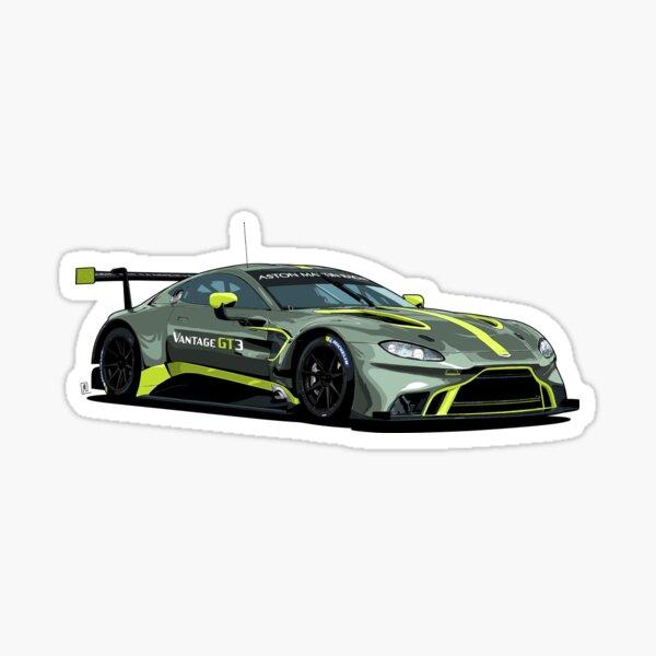 Vantage GT3 Sticker