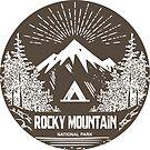 Rocky Mountain National Park by esskay