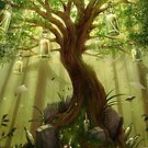 The Tree of Forgotten Promises by MorJer