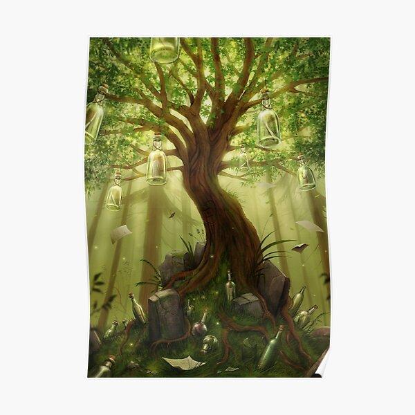 The Tree of Forgotten Promises Poster