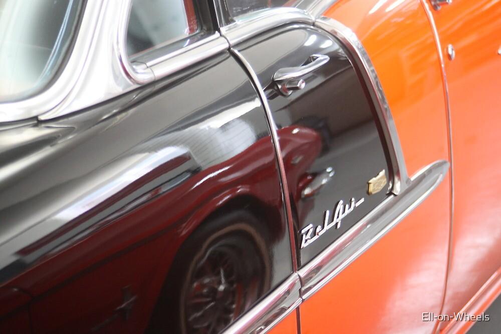 Belair'd Mustang by Ell-on-Wheels