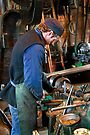 Turning The Lathe by Vince Russell