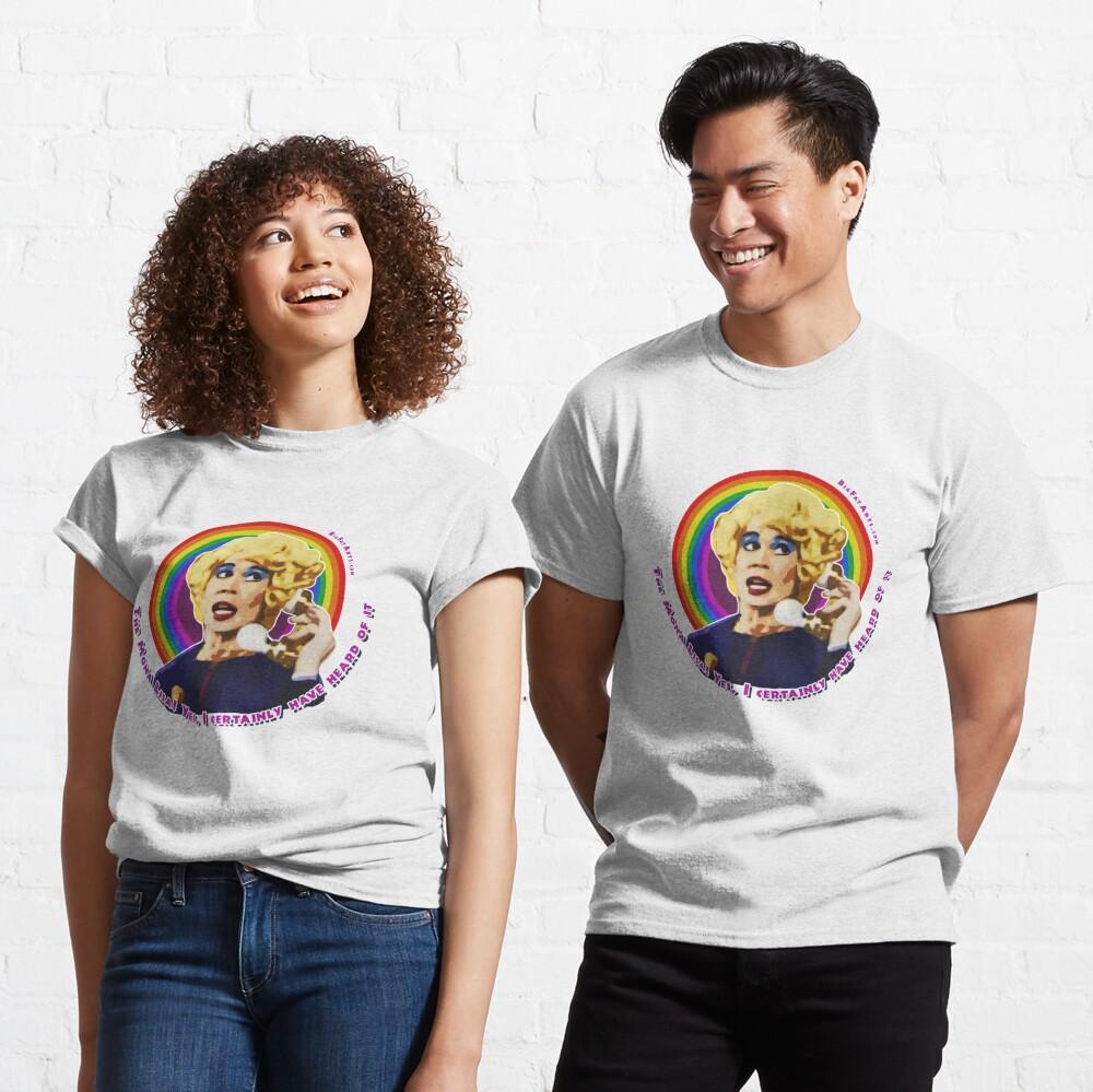 Miss Babs Mona Lisa Classic T-Shirt