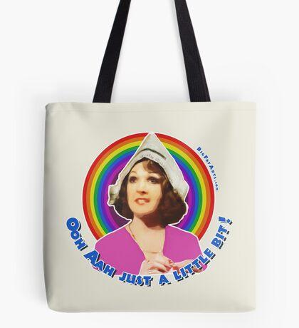 Ooh Aah Bird - Just a Little Bit Tote Bag