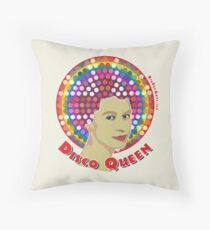 Disco Queen Floor Pillow