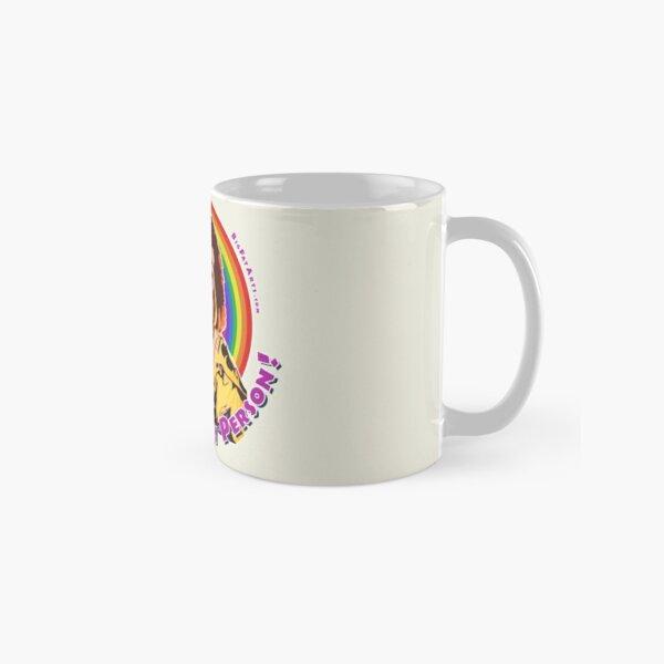 Pussy Person Classic Mug