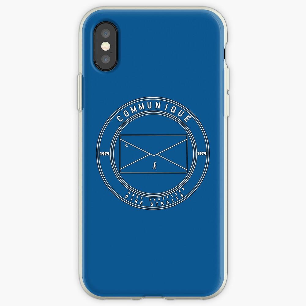Kommunique iPhone-Hülle & Cover