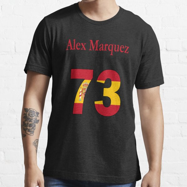 Alex Marquez 73 moto 2 Essential T-Shirt