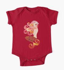 Coraleen, Mermaid in Pink Kids Clothes