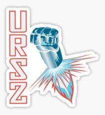 Urs-Z! Sticker