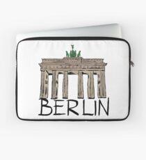 Brandenburg Gate in Berlin Laptop Sleeve