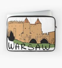 The Warsaw Barbican Laptop Sleeve