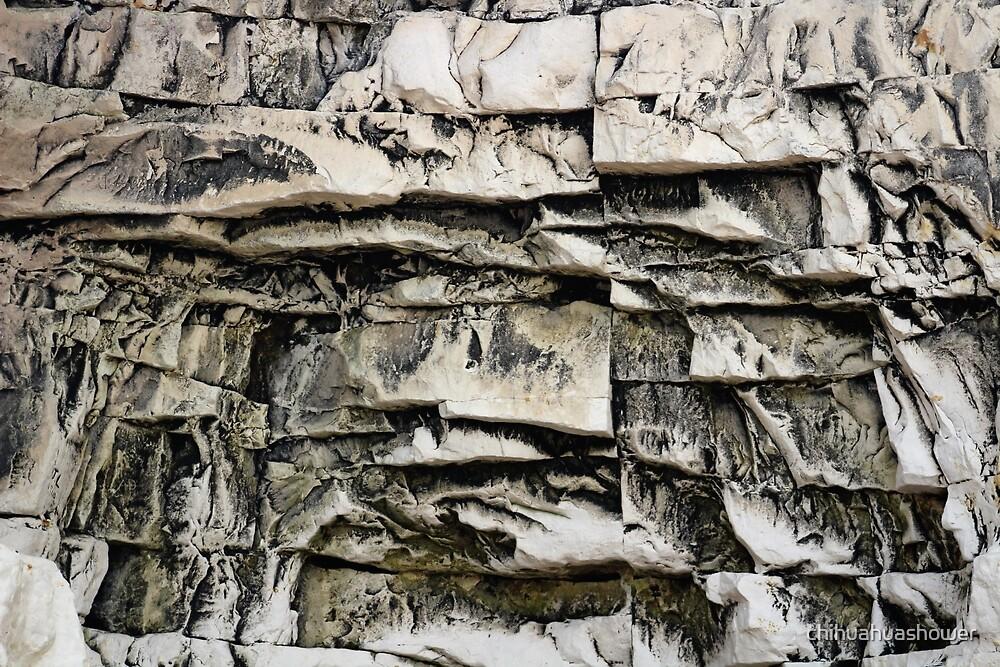 White cliffs by chihuahuashower