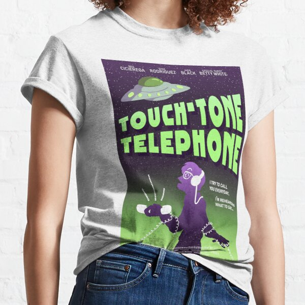 Touch-Tone Telephone Poster Classic T-Shirt
