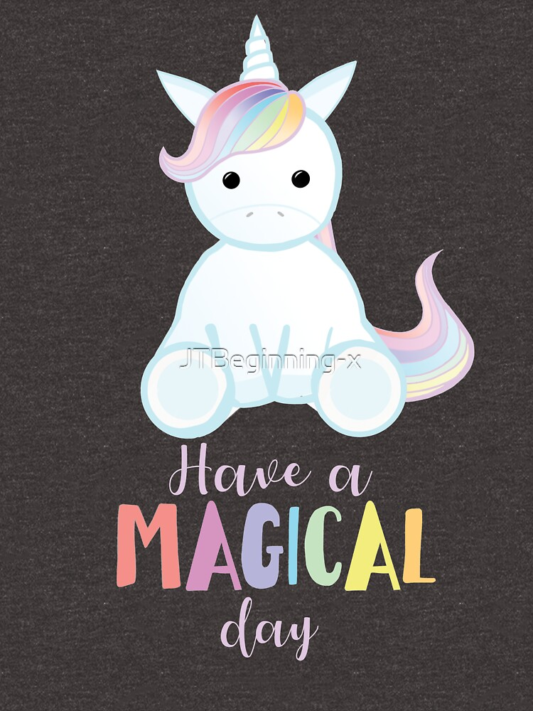 Unicorn - Have a MAGICAL Birthday by JTBeginning-x