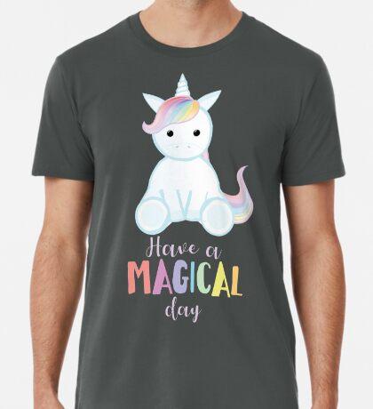 Unicorn - Have a MAGICAL Birthday Premium T-Shirt