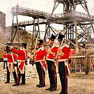 The Red Coats are Coming by Clive