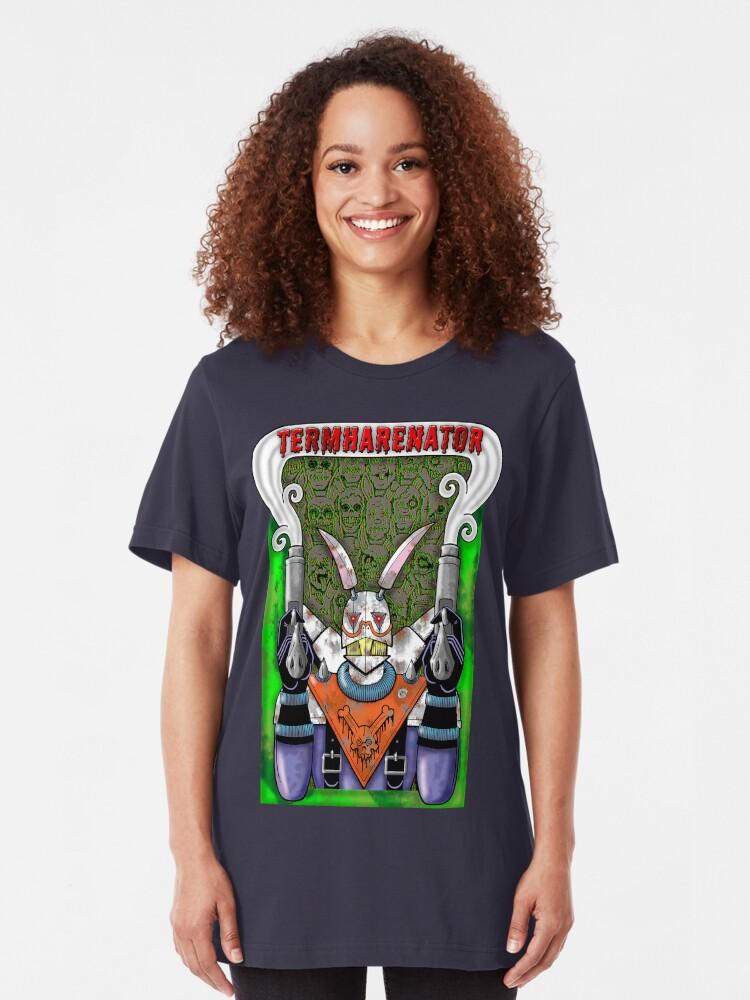 Alternate view of Termharenator Slim Fit T-Shirt