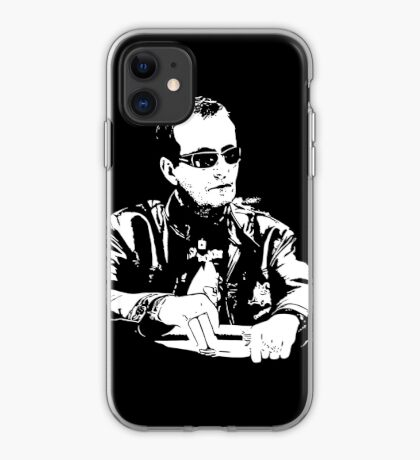 Devilfish - David Ulliot iPhone Case