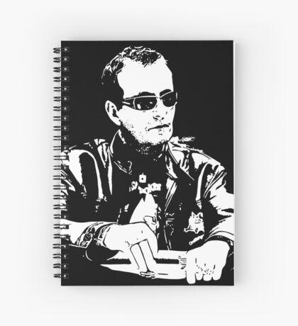 Devilfish - David Ulliot Spiral Notebook