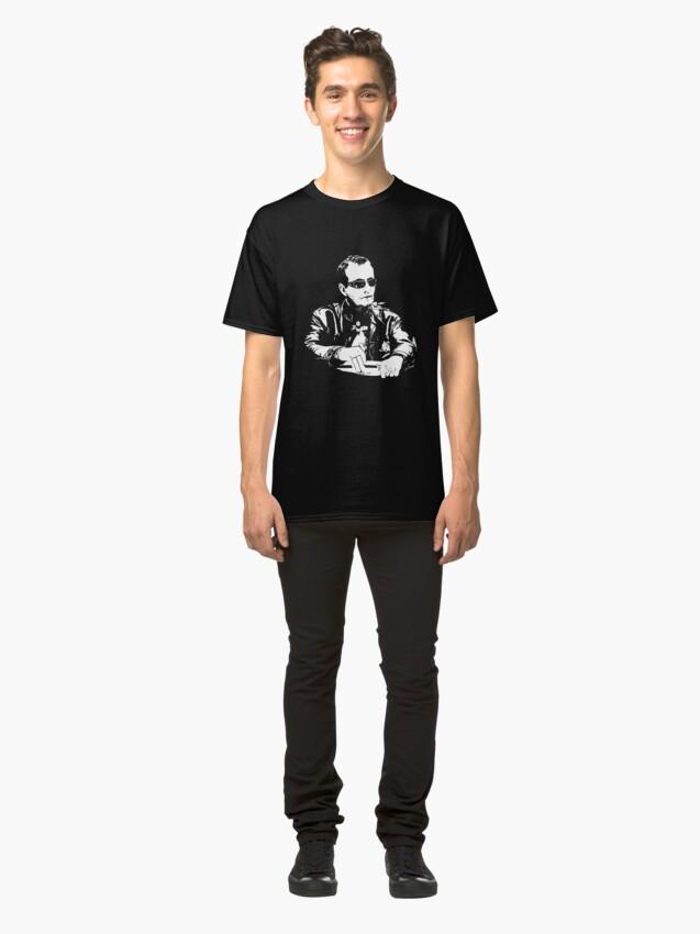 Alternate view of Devilfish - David Ulliot Classic T-Shirt
