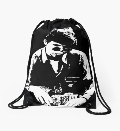 Stu Ungar Drawstring Bag