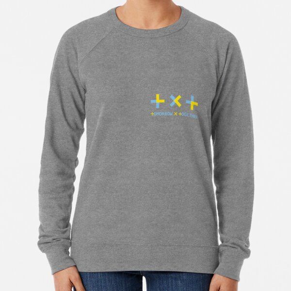 TXT (투모로우바이투게더) Logo Lightweight Sweatshirt