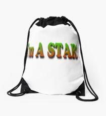 I'm A STAR! Drawstring Bag