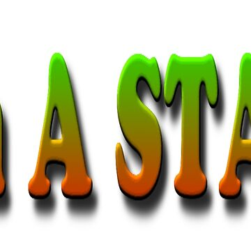 I'm A STAR! by znamenski