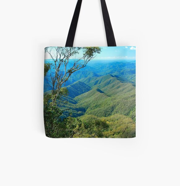 The Point Lookout All Over Print Tote Bag