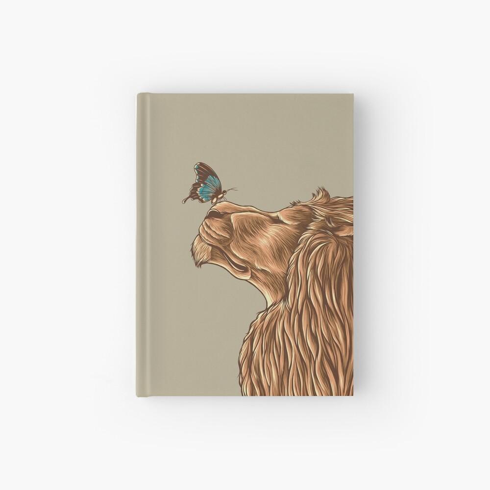 Gentle Man Hardcover Journal