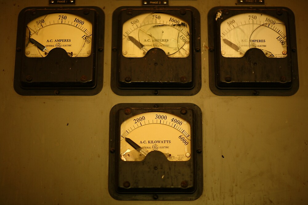 Kilowatts by jbiller
