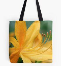 Macro Flowers Tote Bag