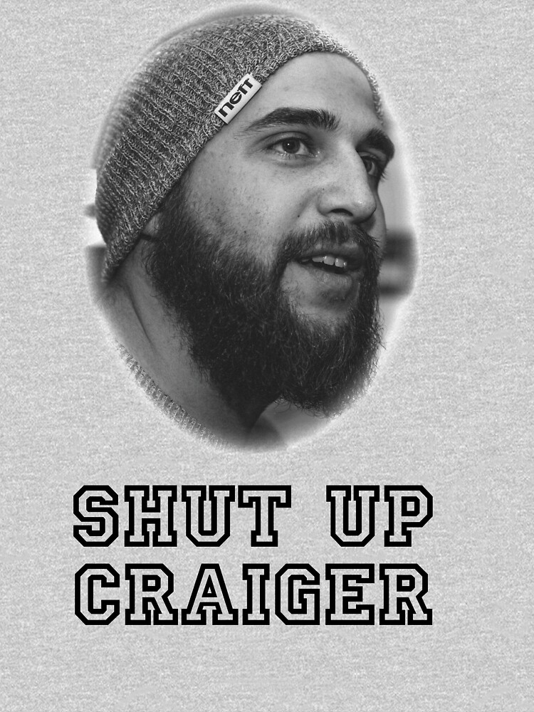Shut Up Craiger by wreckmypodcast