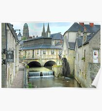 Bayeux, France Poster