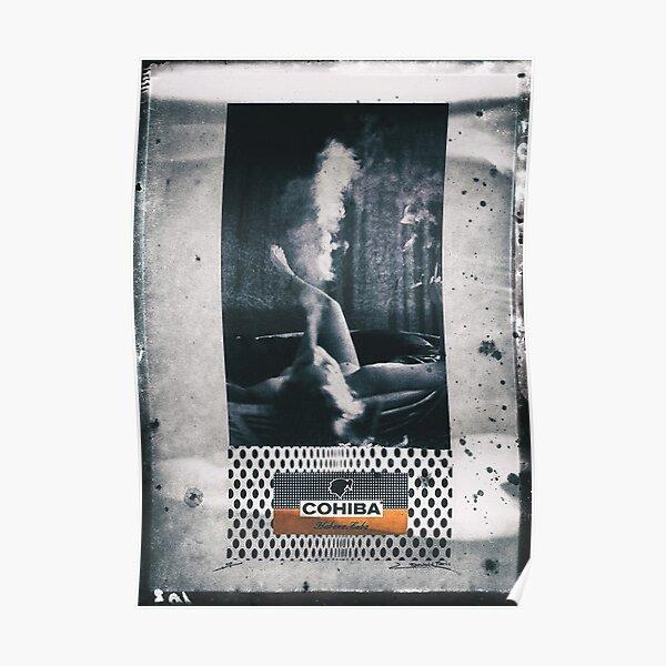 Nudes & Cigar Poster