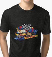 Pit Crew Tri-blend T-Shirt