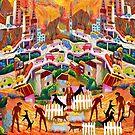 Ambos Nogales (Square) by Charles Harker