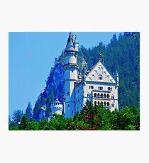 Beautiful Castle. Germany. Photographic Print
