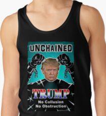 Trump Unchained Men's Tank Top