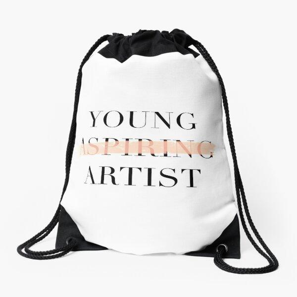 YOUNG ARTIST Drawstring Bag