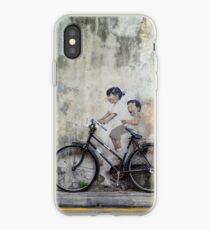 Cycling Georgetown iPhone-Hülle & Cover