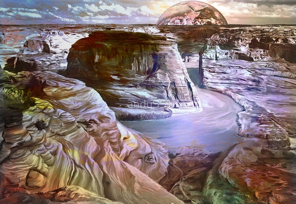 Canyon de Chelly National Monument by andy551