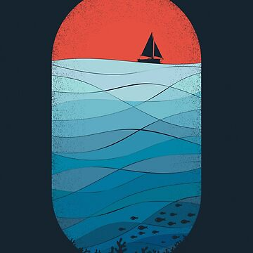 Le grand bleu (The big blue) by yanmos