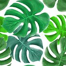 Tropical Greens by TatyanaDron